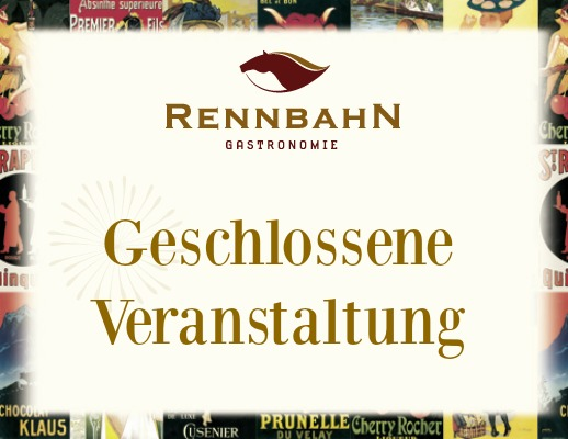 rennbahn gastronomie geschlossene veranstaltung. Black Bedroom Furniture Sets. Home Design Ideas