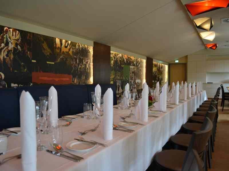 Rennbahn Gastronomie Raume Events